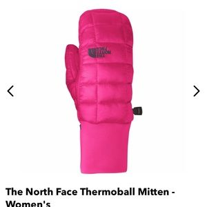 The North Face ThermoBall Mittens - NWT